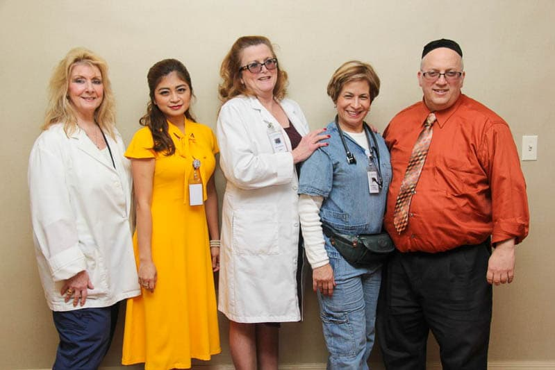 Cranford Park's Transitional Care Team